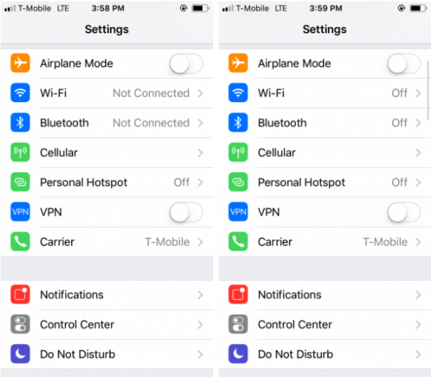 IntelTechniques Blog » Blog Archive » Serious iOS 11 Privacy